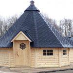 2018 kota met sauna-aanbouw