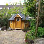 Juni 2013: Zwolle grillkota 6,5 m2